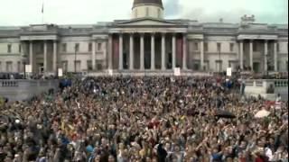 Gambar cover Beatles - Hey Jude  in   Trafalgar Square  Londres