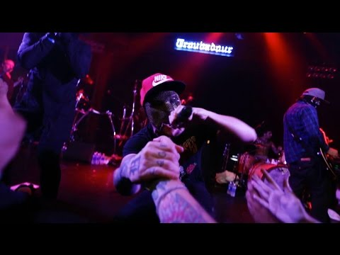 Hollywood Undead - Making of