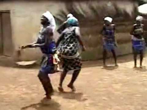 Cultural Dance in Northern Ghana