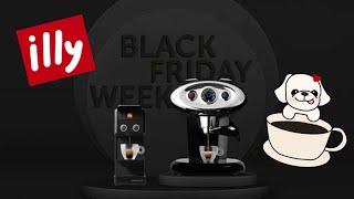 VLOG - 독일 블랙프라이데이 illy 커피머신이 공…
