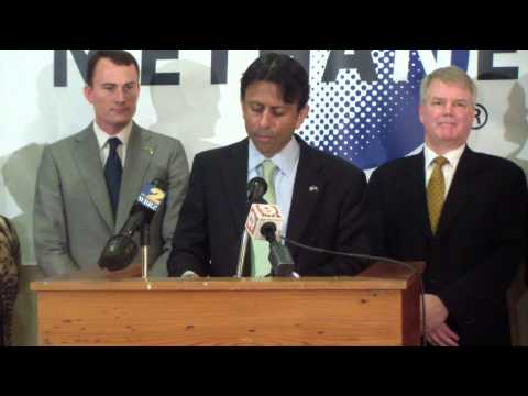 Governor Jindal Announces Economic Expansion of Methanex Corporation