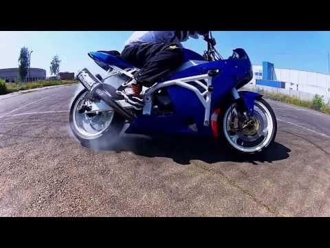 GoPro  Driftstyle stunt ride