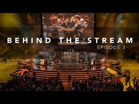 Behind The Stream - Episode 3: Roadshow
