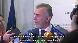 """Torres traslada a Sánchez la """"necesidad"""" de """"un gobierno estable"""""""