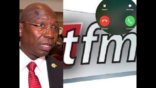 Urgent : Issa Sall apel en direct la TFM et averti «Y'aura 2èm Tour arrêtez vos mensonges