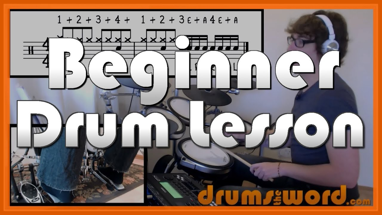 Learn Easy Drum Fills for Beginners: Boost you're ...