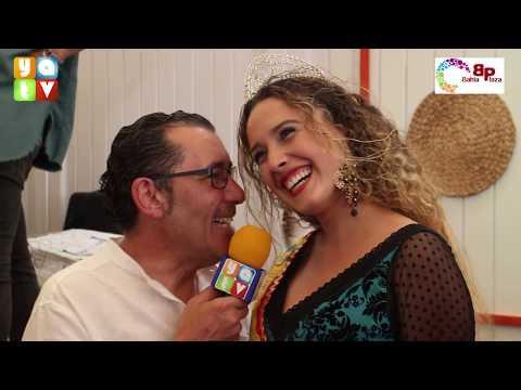 Caseta Cayetana Feria Real Algeciras 2019 Domingo Rociero