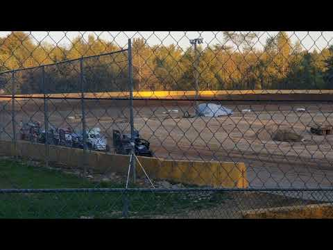Hamlin Speedway 9-21-19 Jr Slingshot Heat 1