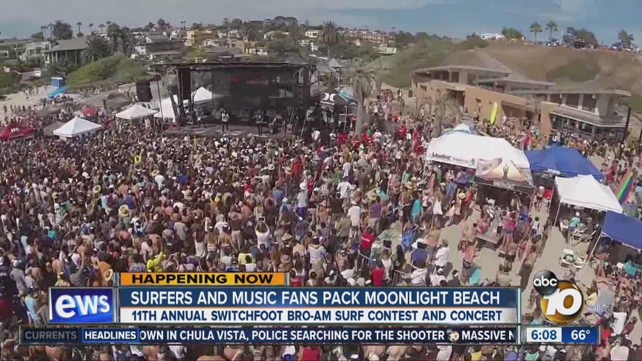 Moonlight Beach Concerts
