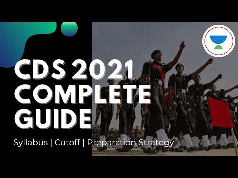 CDS  Written Exam 2019 Complete Guide   Syllabus   Cut off   Preparation   Exam Pattern