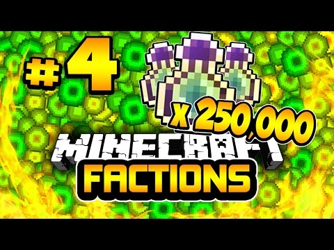 250,000 XP CUSTOM ENCHANT BOOK OPENiNG| MiNECRAFT PiRATE FACTiONS #4 w/WildX