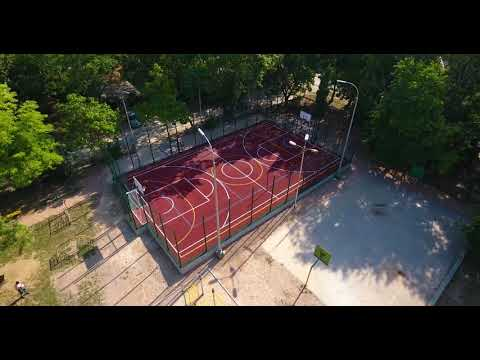 Устройство спортивных площадок под ключ