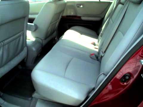 Vehicle History Report Free >> 2005 Toyota Highlander V6 Limited - YouTube