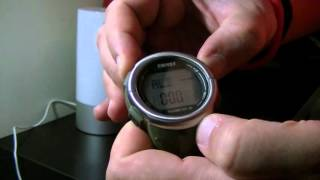 skmei 1058 multifunctional heart rate tracking watch pedometer led wristwatch review