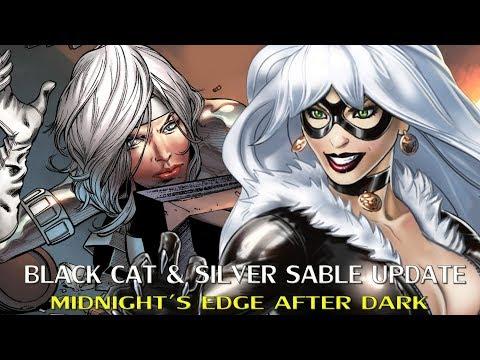 Black Cat Silver Sable News