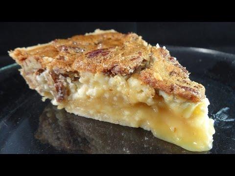 Layered Pecan Cream Pie - with yoyomax12