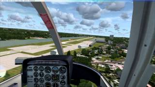 ORBX FTX Global comparison with FSX default scenery.  Is it worth buying?
