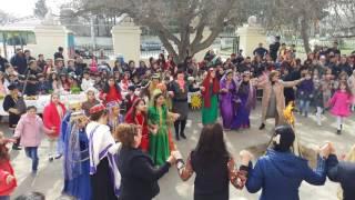 Goredil mektebi Novruz senliyi