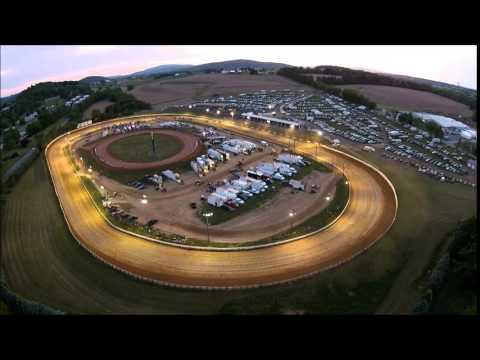 Sensations of Selinsgrove Speedway