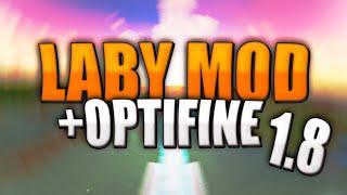 CÓMO INSTALAR LABY MOD + OPTIFINE | Animaciones 1.7, FPS, Coordenadas