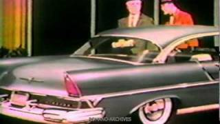 1957 CONFIDENTIAL! THE EDSEL Complete Film for Ford Managers 2 of 4