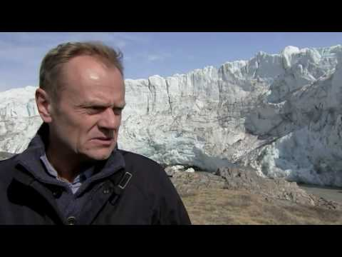 President Tusk in Greenland (copyright restrictions see below)