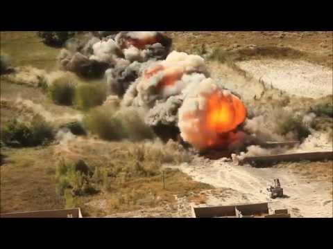 Vũ khí khủng của Mỹ | Khắc tinh của mìn bộ binh | M58 MICLIC