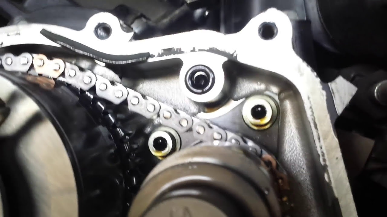 Infiniti 5 6 Direct Injection Timing Chain Marks  Fixyournissan 02:18 HD