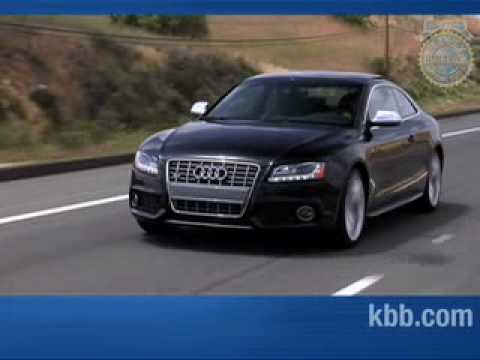 2009 audi a5 s5 review kelley blue book youtube. Black Bedroom Furniture Sets. Home Design Ideas