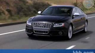 2009 Audi A5 & S5 Review - Kelley Blue Book