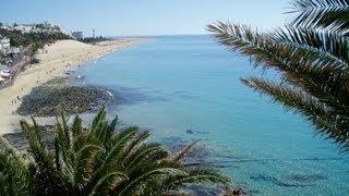 """Fuerteventura  -  Fahrt von Morro del Jable zur   """"Villa Winter"""" Cofete"""