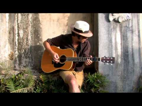 "Langhorne Slim in Bermuda - ""for a little while"""