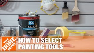 How Select Painting Tools