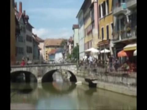 Vieil Annecy et croisière sur le lac  (Hte Savoie)