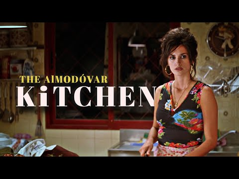 In the Kitchen with Pedro Almodóvar