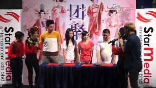 Repeat youtube video M-Girls四个女生  2013年(团聚) 金河广场首场会