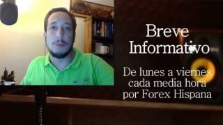 Breve Informativo - Noticias Forex del 3 de Mayo 2017