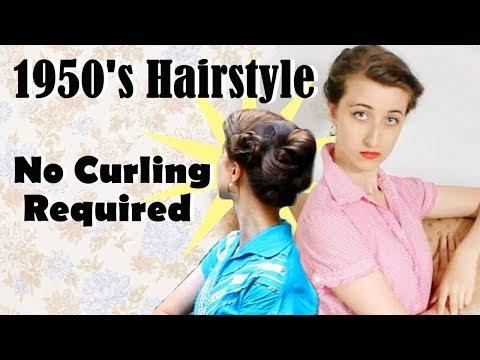 Ww2 Bride Hair Makeup 1930 S 1940 S Wedding Dress Youtube