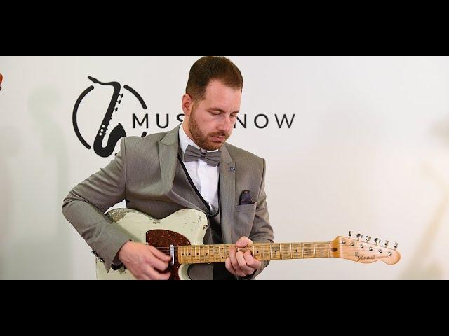 Chris - Solo Guitar - MusicNow Solo Artists