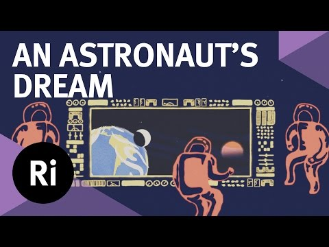 The Dreams of an Astronaut - with Helen Sharman