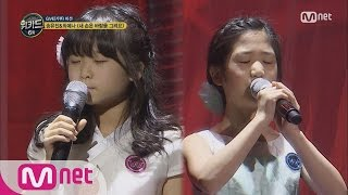 [WE KID] Queen of Kid Song! Song Yu Jin&Choi Yena 'My hand draw the Wind' EP.06 20160324