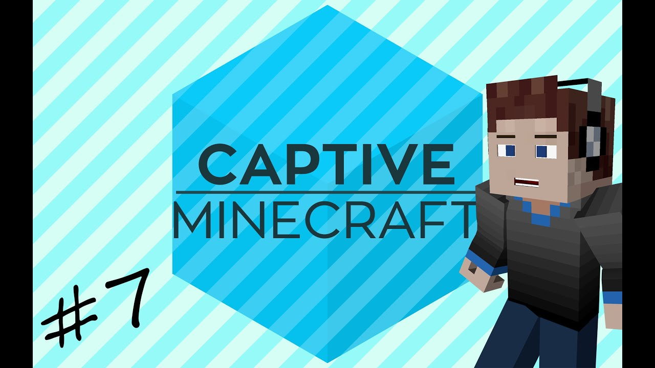 Download Minecraft Captive Season 1 Episode 7 : What to do?!