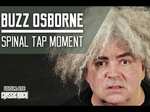 King Buzzo of the Melvins - Real-Life 'Spinal Tap' Stories