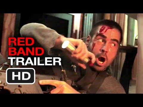 Dead Man Down Red Band TRAILER (2013) - Colin Farrell, Noomi Rapace Movie HD
