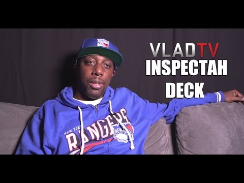 """Inspectah Deck: After """"C.R.E.A.M"""" Dropped I Knew Wu-Tang Made It"""