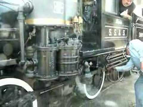 Steam Cross Compound Air Compressor At Mcrr Youtube