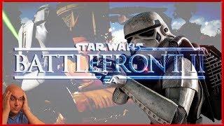 Обзор Star Wars Battlefront 2 (бета)