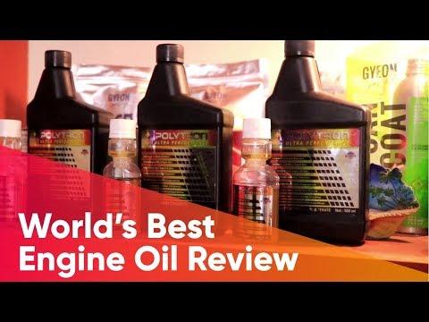 World's Best Engine Oil Additive Review : Polytron MTC & FC