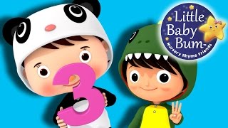 Learn with Little Baby Bum | Number Song | Nursery Rhymes for Babies | Songs for Kids