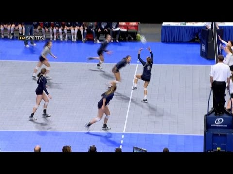 Champlin Park survives tough test in state volleyball opener